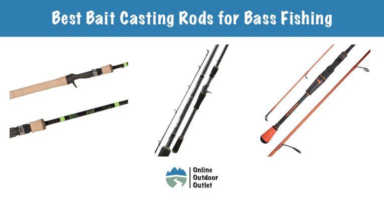 Best Bait Casting Rods for Bass Fishing Blog Header