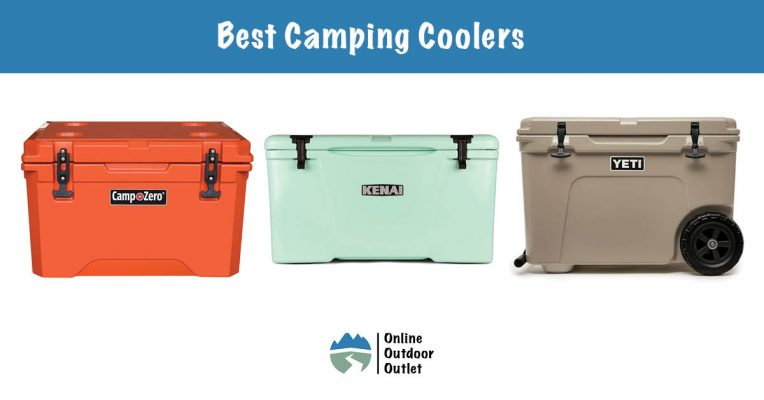 Best Camping Coolers 2021 Blog Header