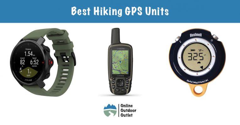 Best Hiking GPS Units 2021 Blog Header