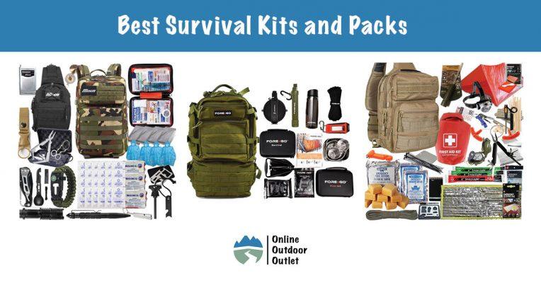 Best Survival Kits and Packs 2021 Blog Header