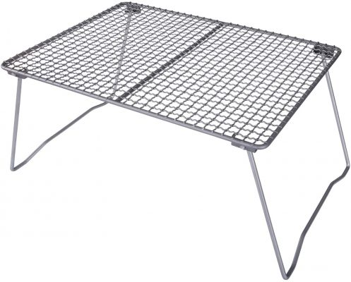 Boundless Voyage Titanium Folding Net Grill