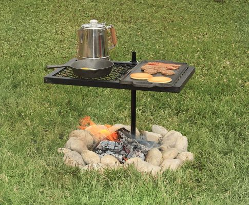 Texsport Heavy Duty Barbecue Swivel Grill - Best Campfire Grills