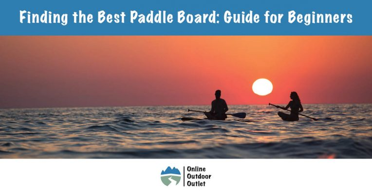 Finding the Best Paddle Board for Beginners