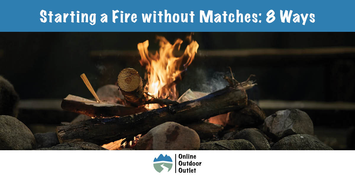 Starting a Fire Without Matches Blog