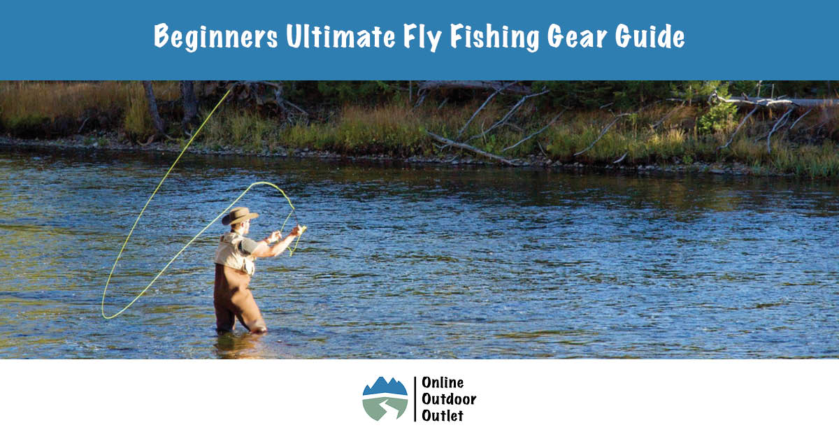 Beginners Ultimate Fly Fishing Gear Guide Blog Post Header Image