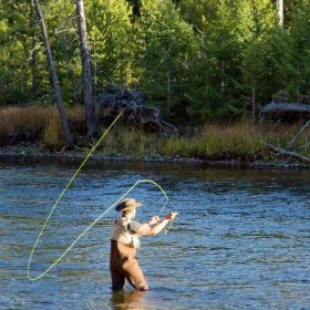 Fly Fishing in Nature Guide to Fly Fishing for Beginners