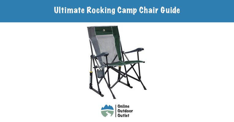 Ultimate Rocking Camp Chair Guide Blog Header